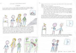 """Classe III D - Scuola Primaria """"De Zerbi"""" di Palmi (Rc) Categoria Gruppo 8-10 anni"""