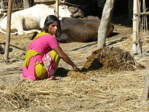 bambina indiana